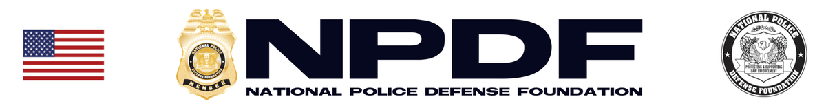 National Police Defense Foundation logo