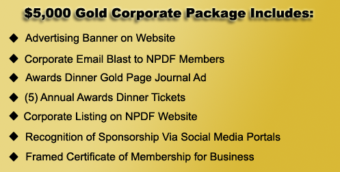 $5000 CORPORATE GOLD